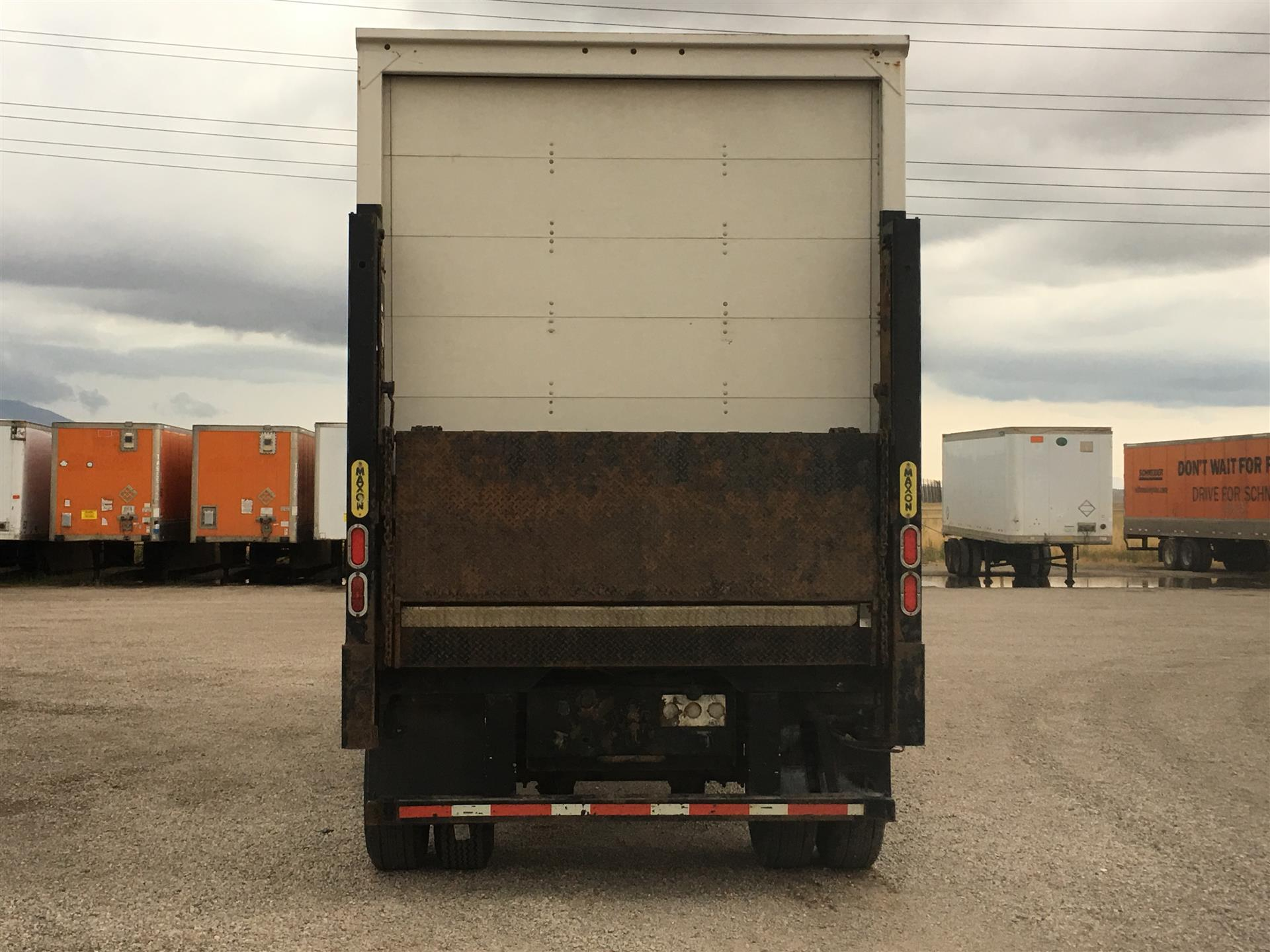 2008 Wabash Lift Gate for sale-59290291