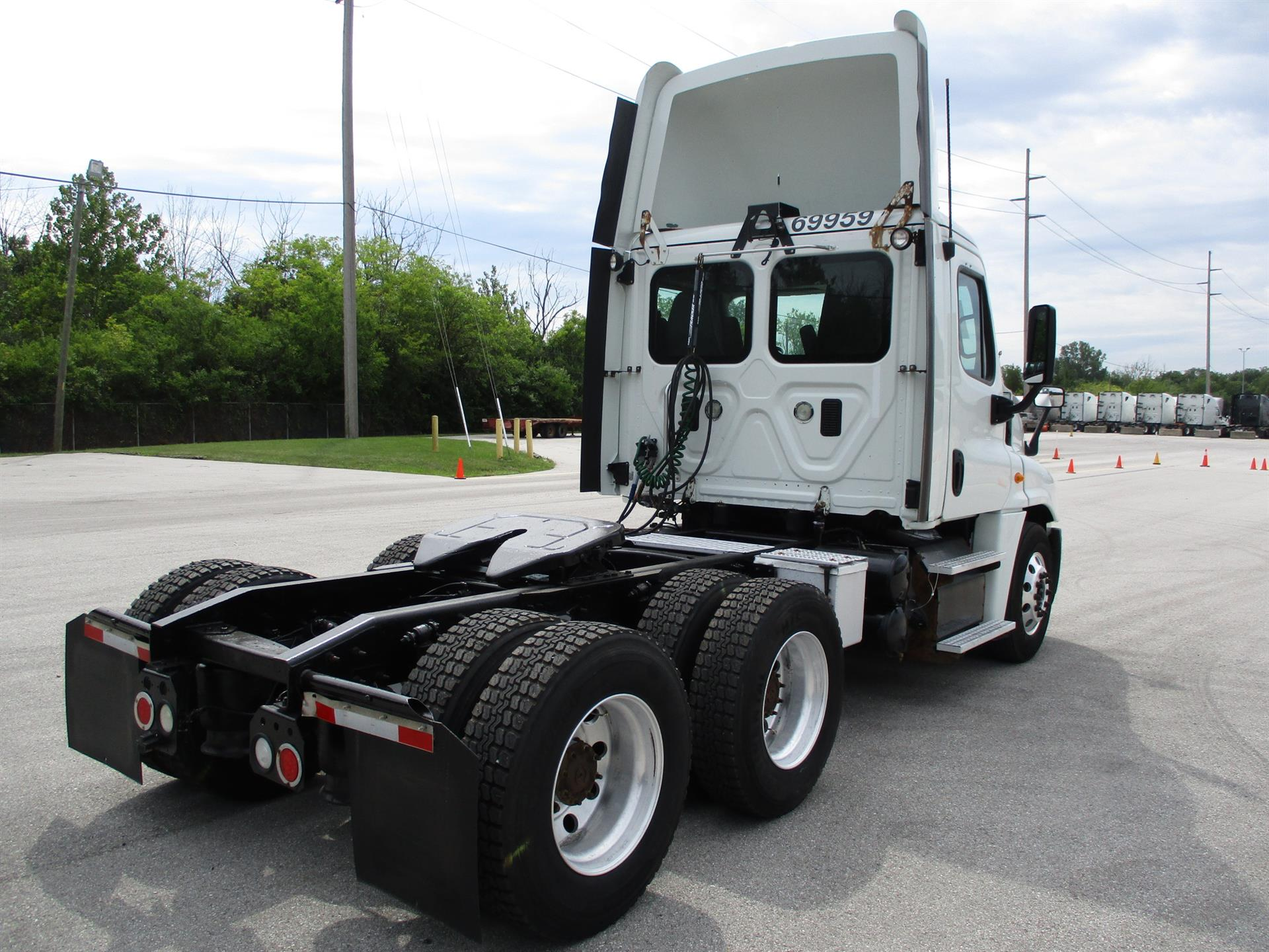 2014 Freightliner Cascadia EVO for sale-59290797