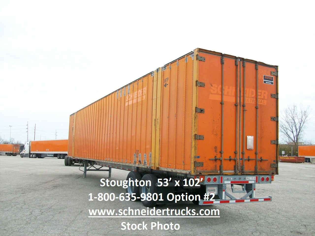 2005 Stoughton CONTAINER for sale-59290854