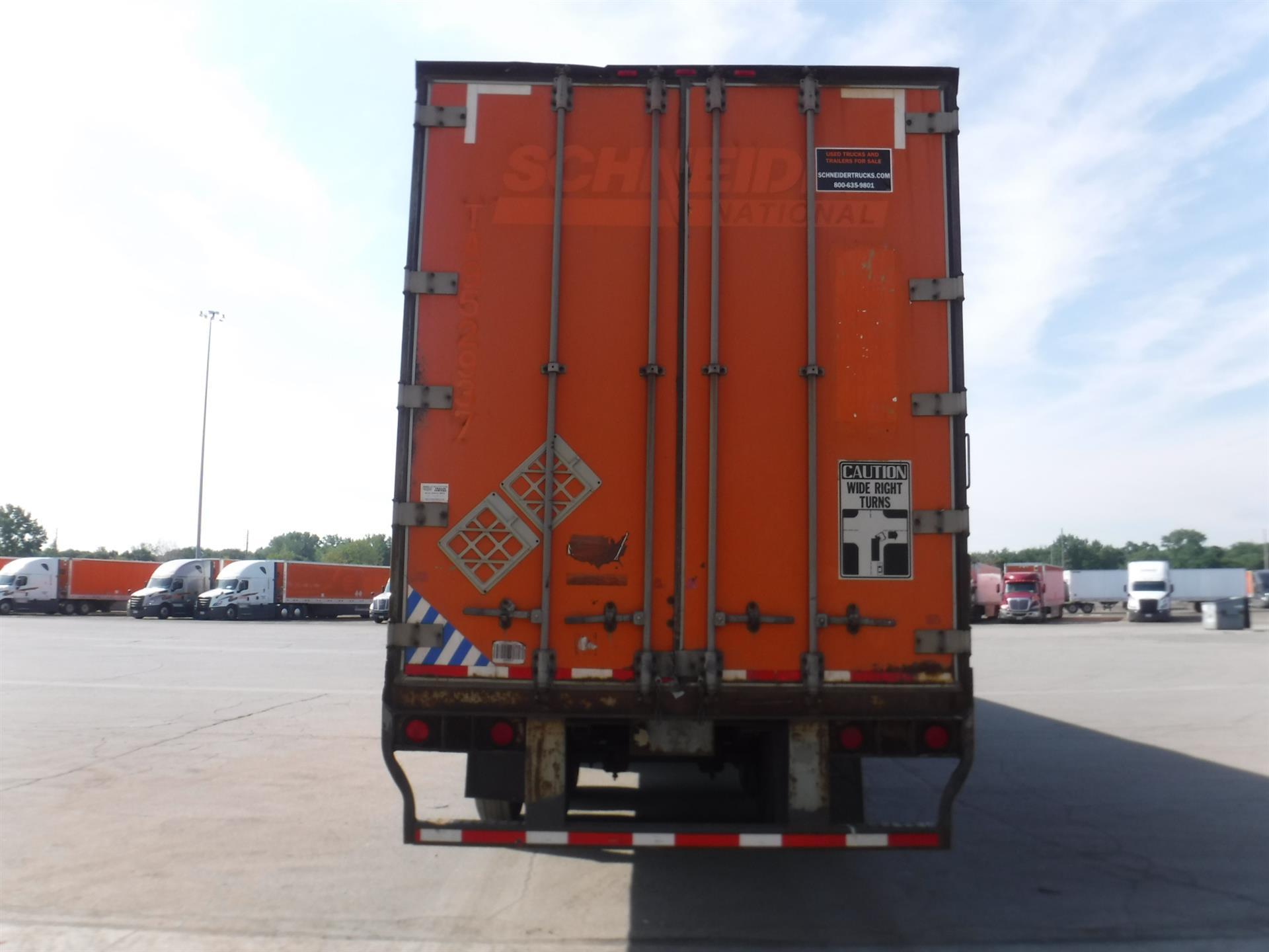 2005 Wabash Van for sale-59290946