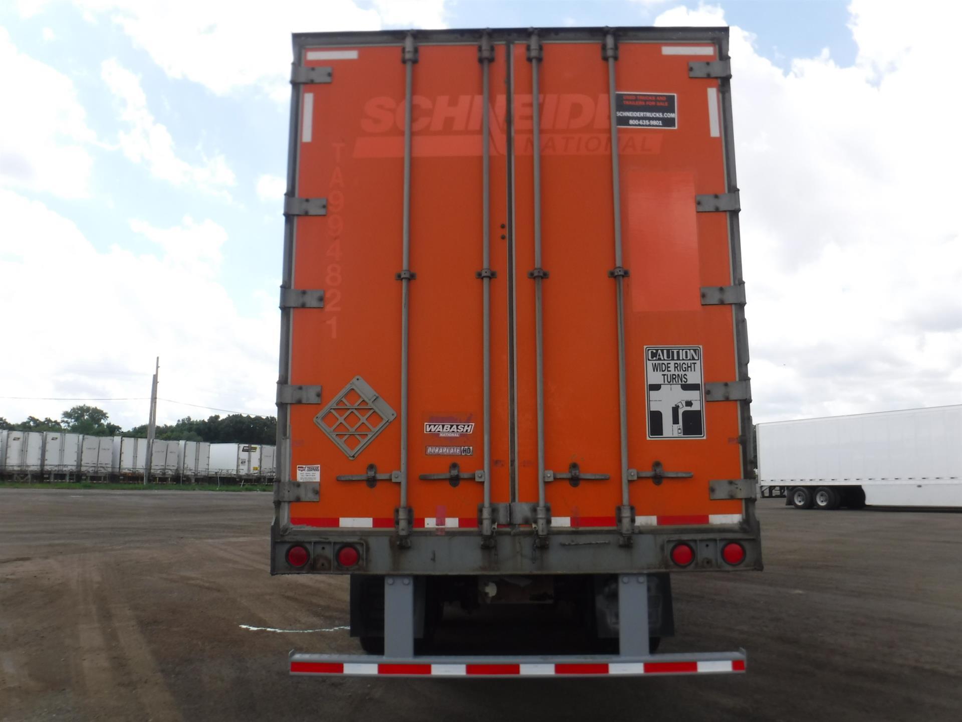 2009 Wabash Van for sale-59290952