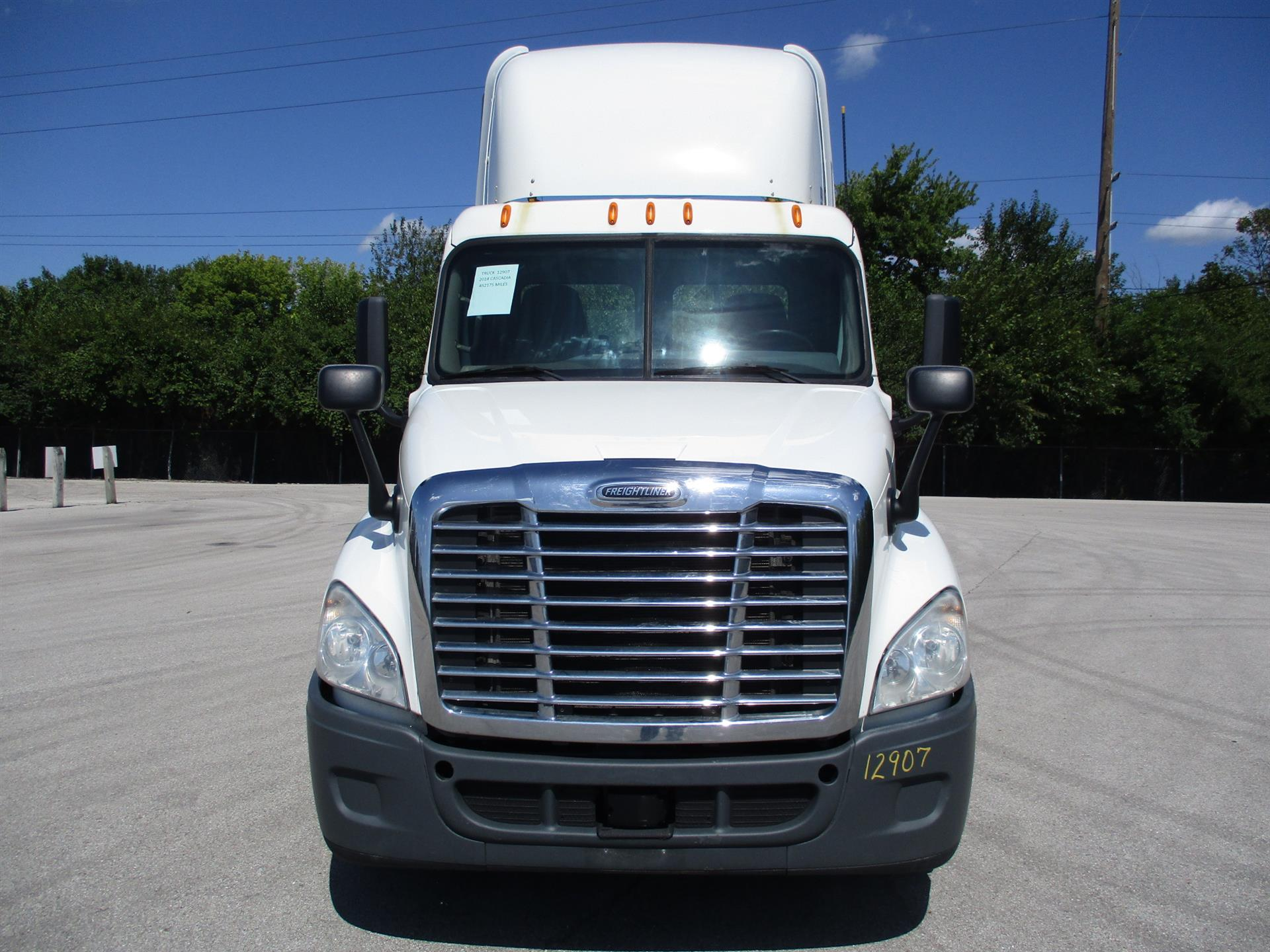2014 Freightliner Cascadia for sale-59290962