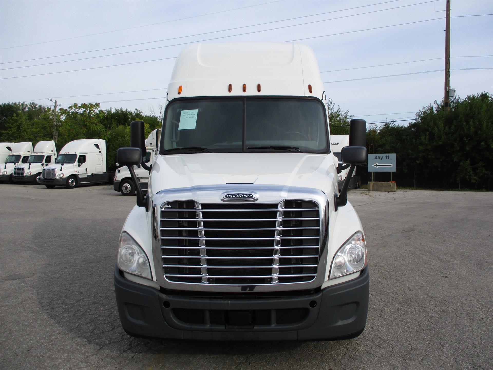 2015 Freightliner Cascadia for sale-59290983
