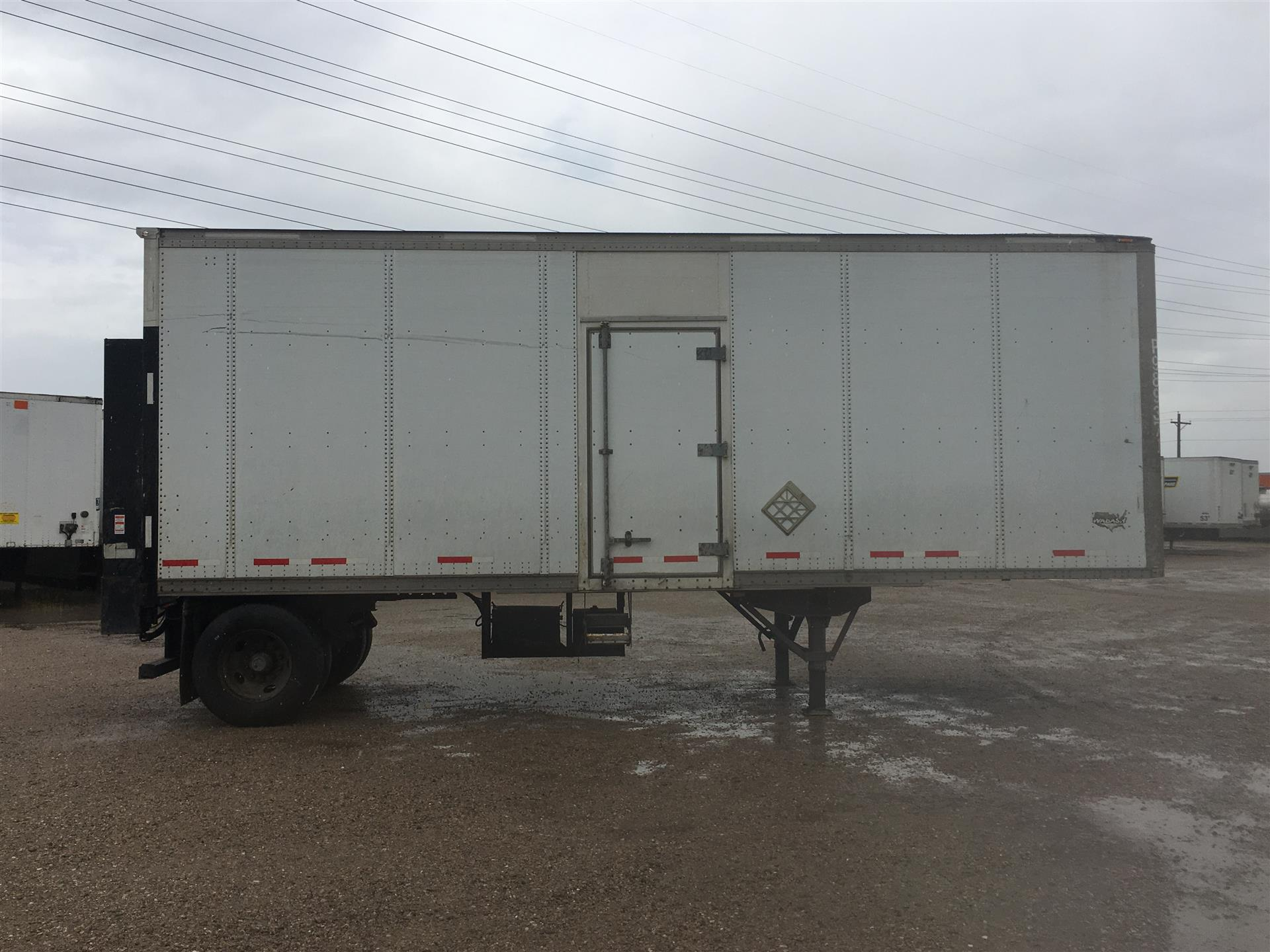 2008 Wabash Lift Gate for sale-59291917