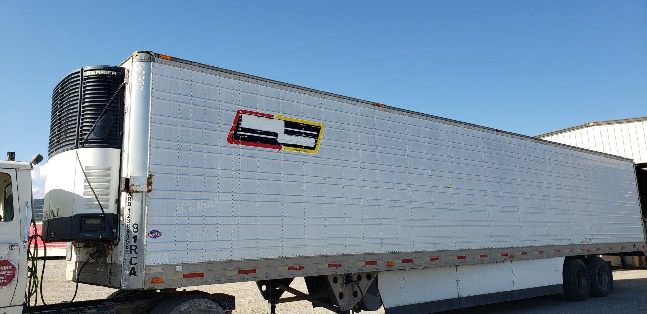 2000 Utility Reefer for sale-59291945