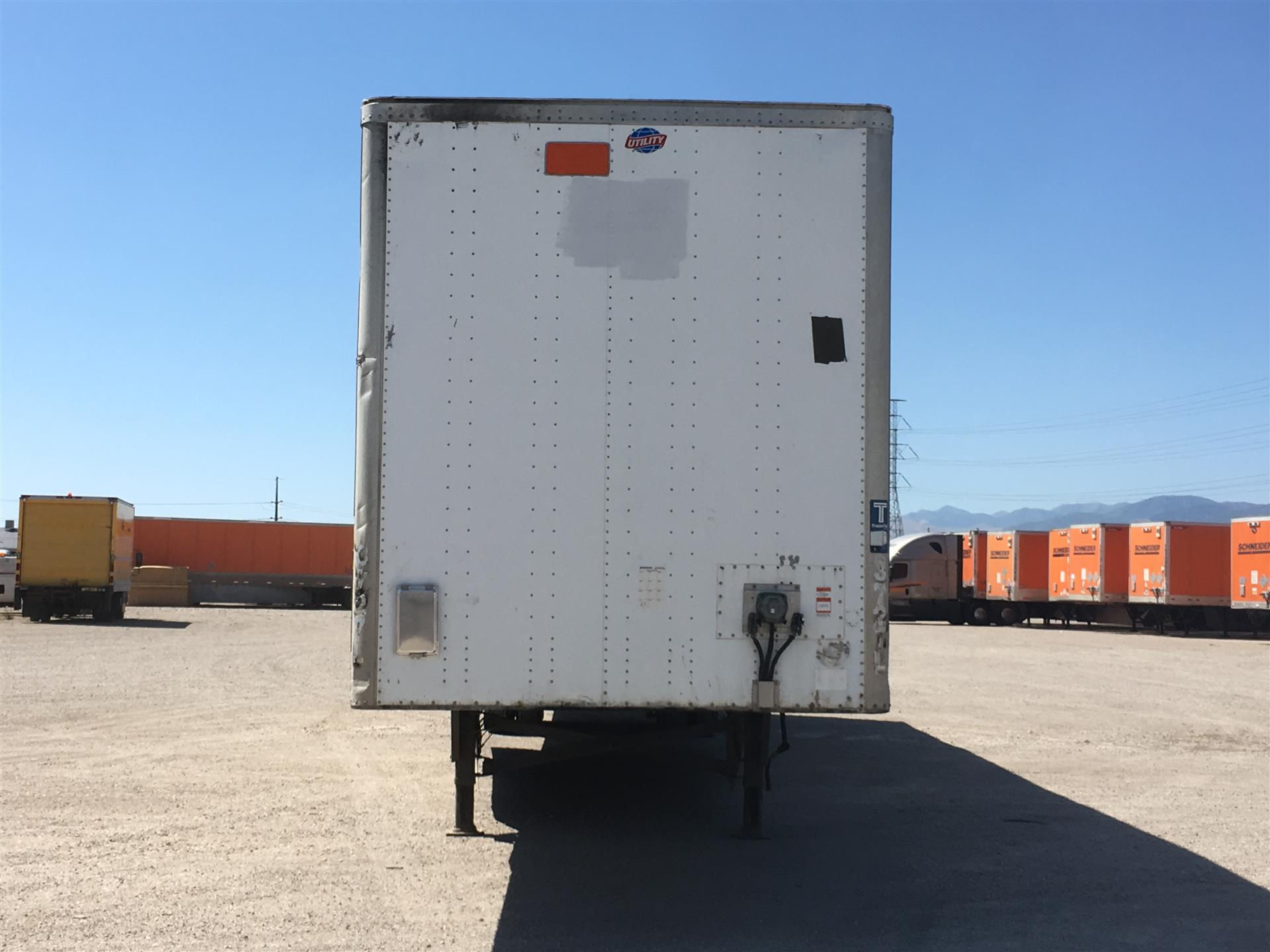 2008 Utility Van for sale-59291963