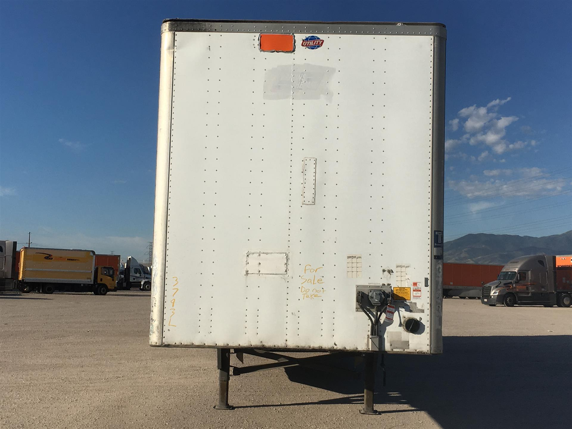 2008 Utility Van for sale-59291971