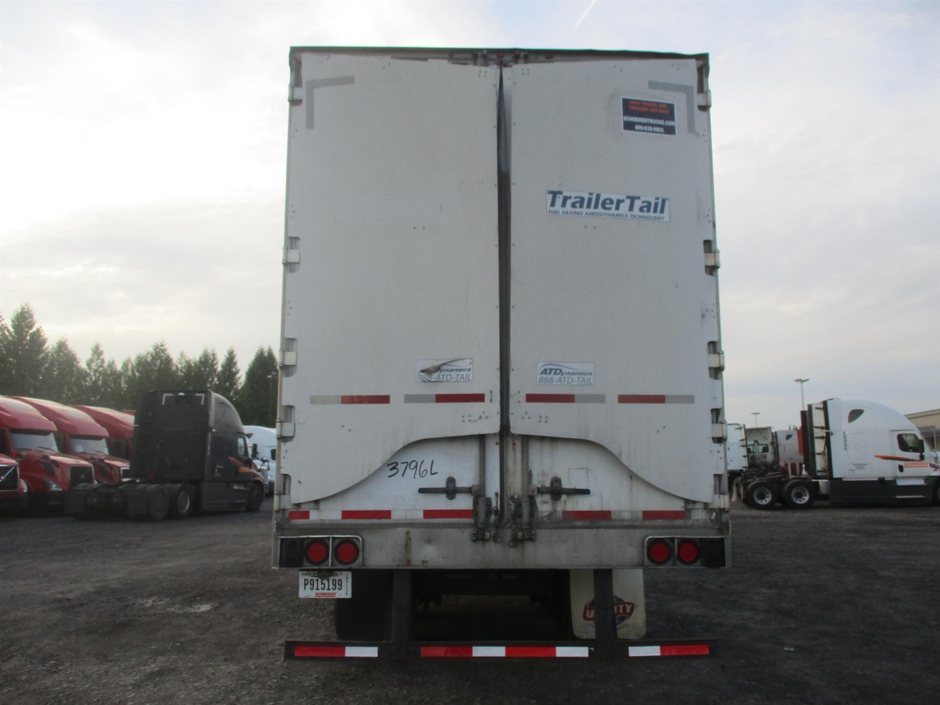 2008 Utility Van for sale-59291972