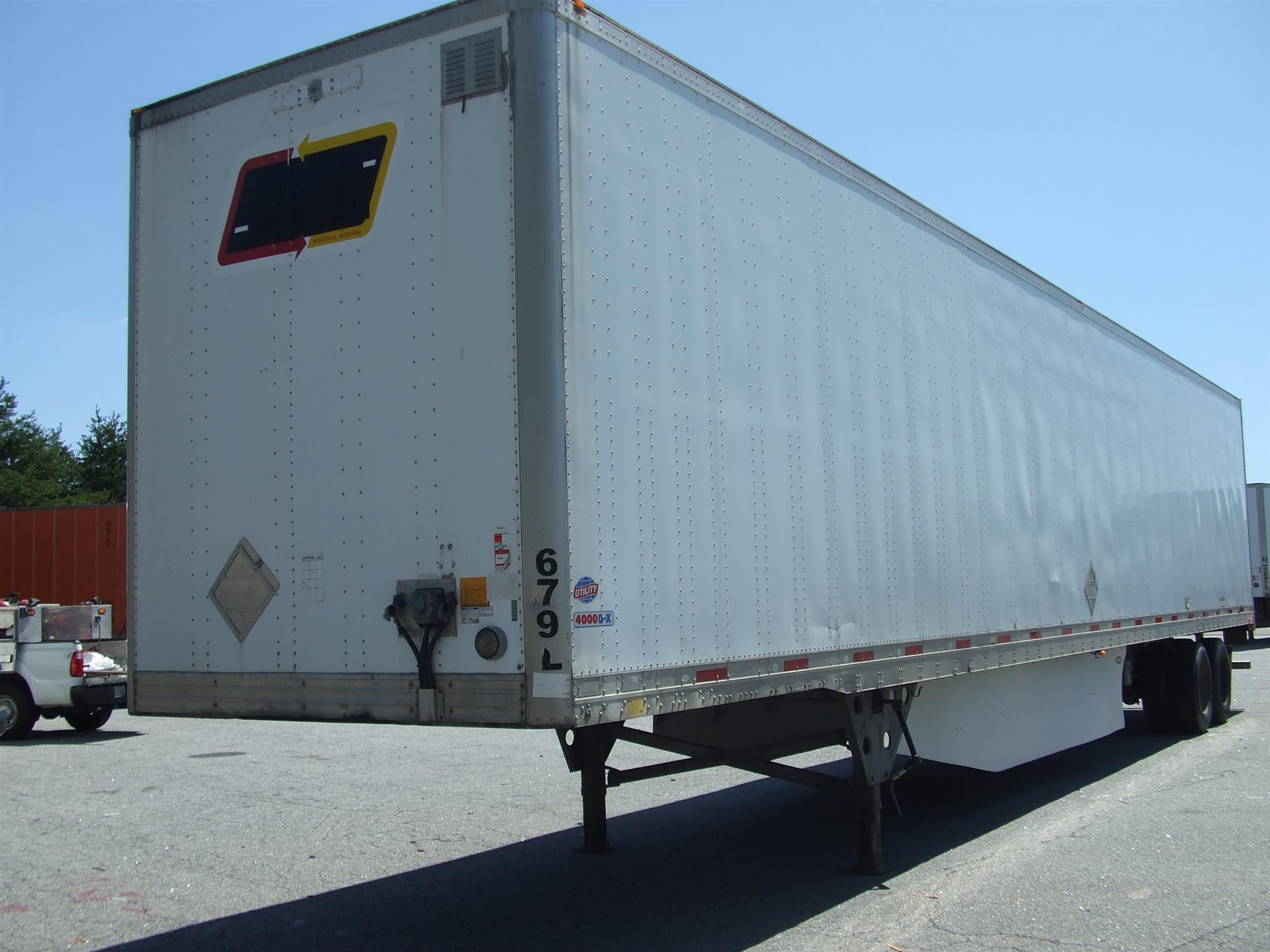 2008 Utility Van for sale-59291976