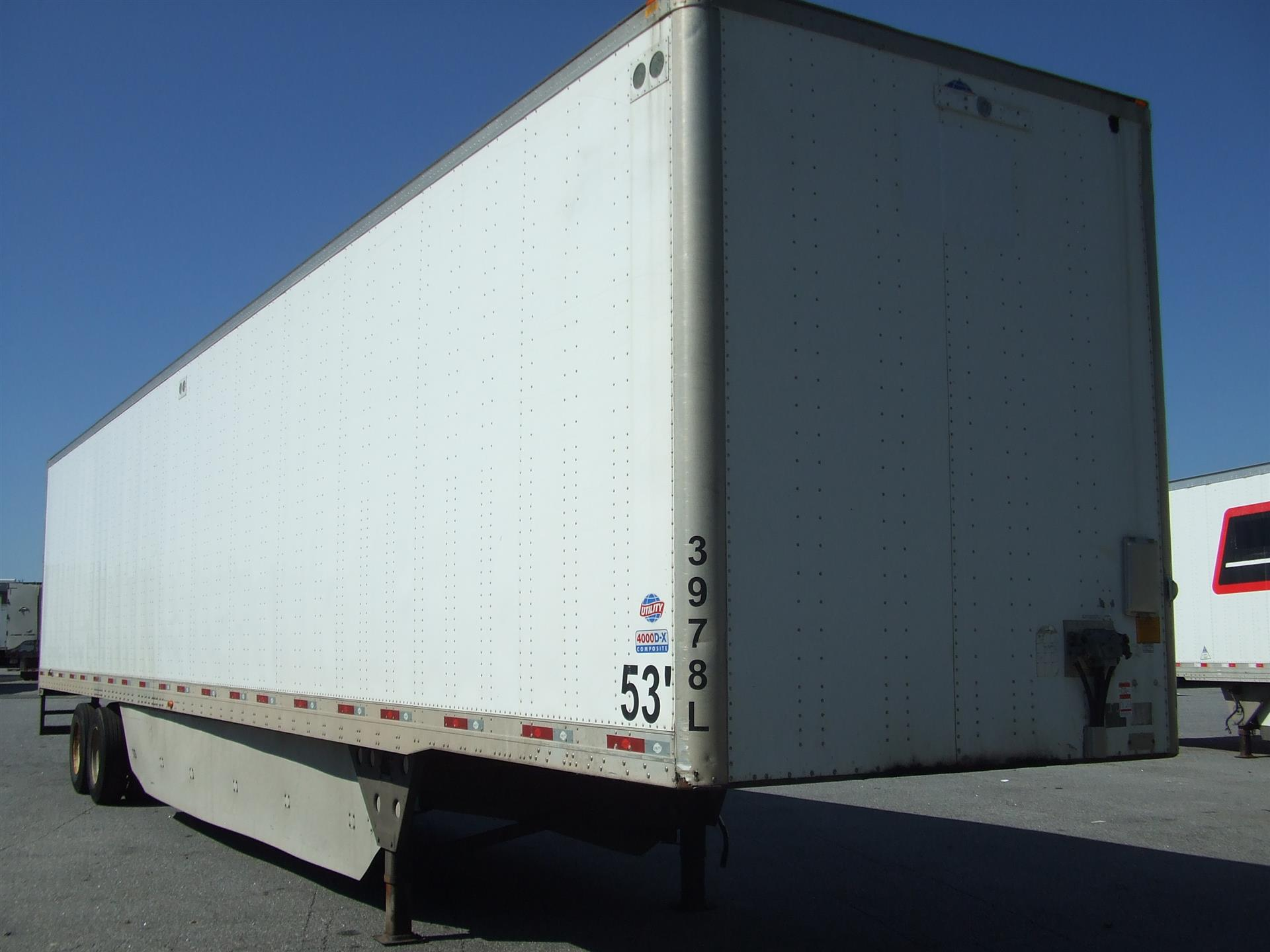 2013 Utility Van for sale-59292011