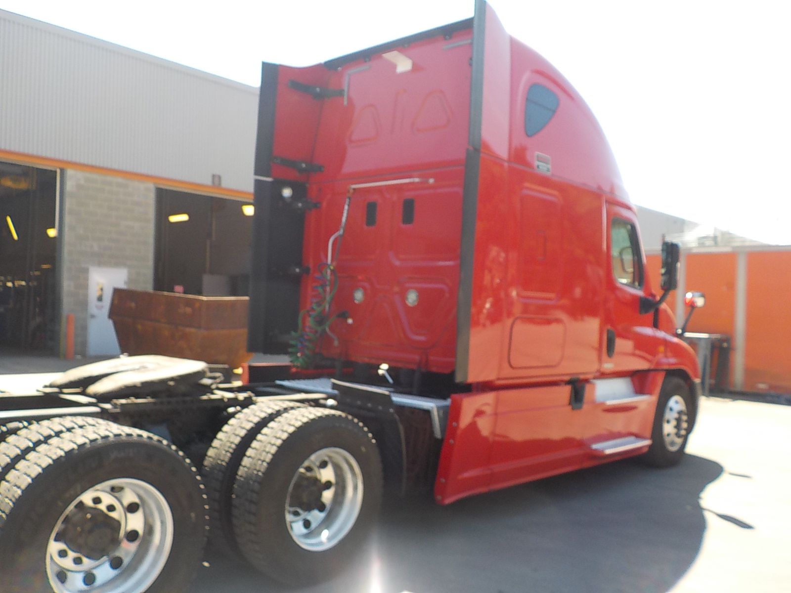 2015 Freightliner Cascadia for sale-59293203