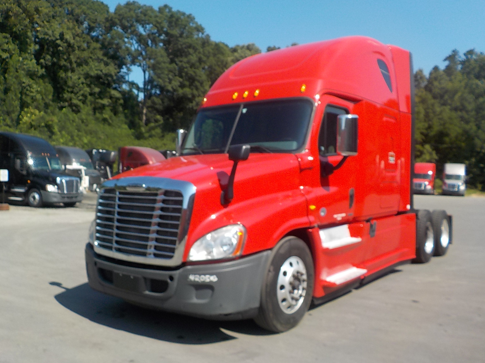 2015 Freightliner Cascadia for sale-59293205