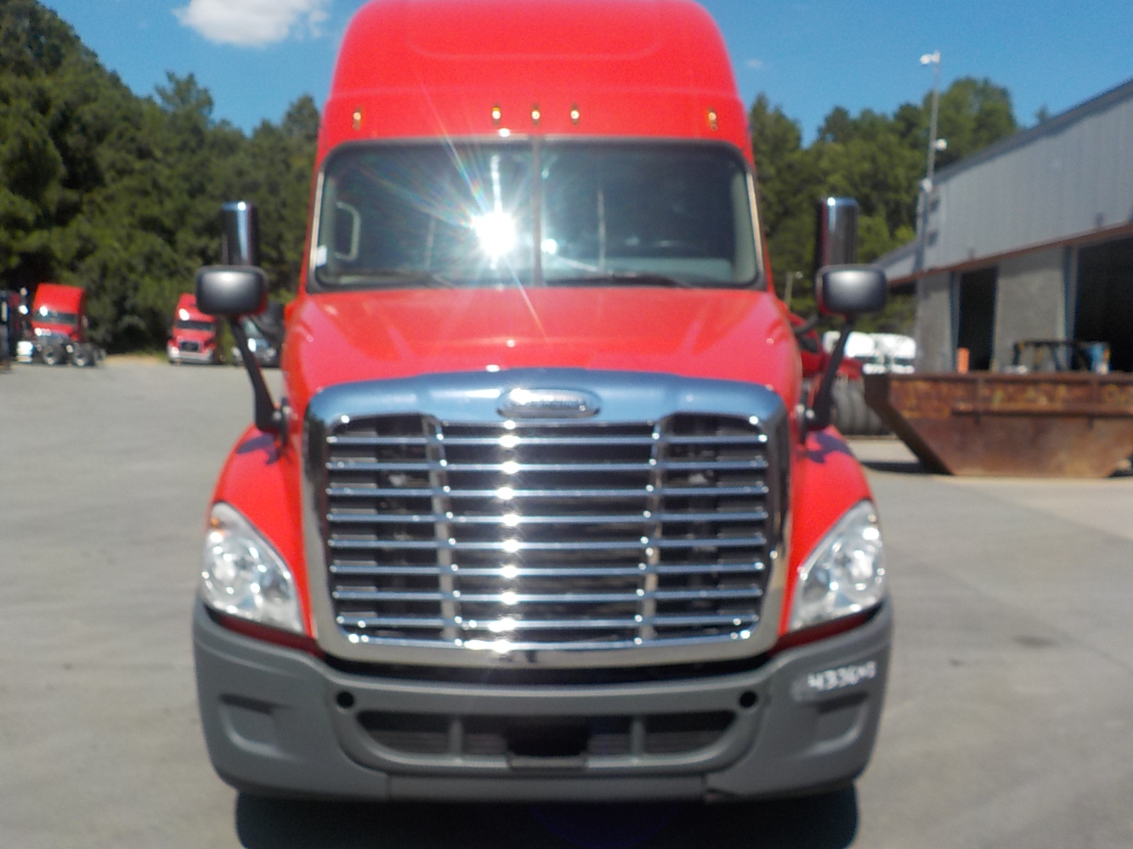 2017 Freightliner Cascadia for sale-59293212