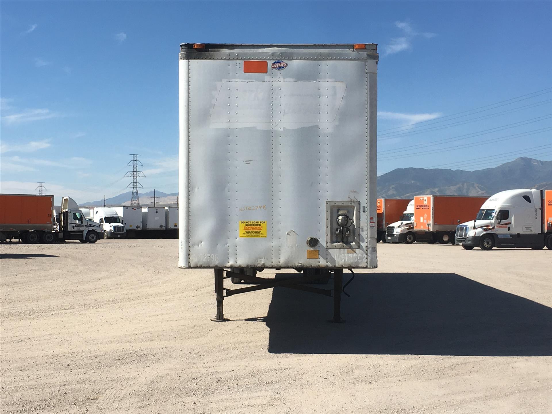 2001 Utility Van for sale-59293463