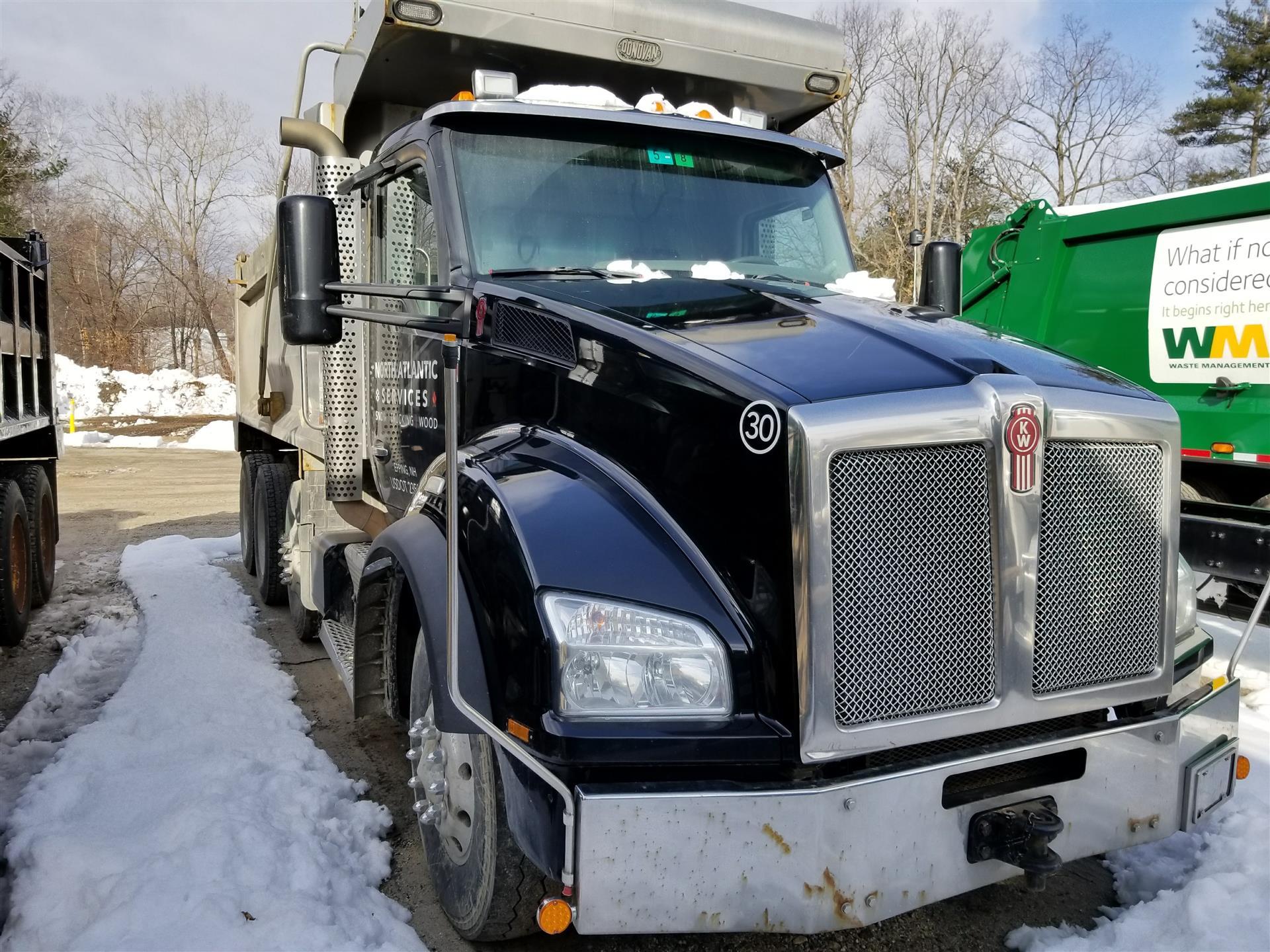 2015 Kenworth T880 DUMP TRUCK 558938 Dump Truck