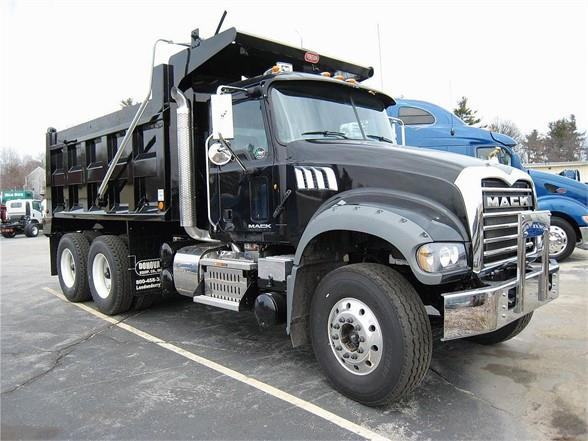 2012 Mack GRANITE GU713 Dump Truck