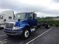 2012 International 4300 Extended Cab