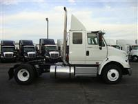 2014 International 8600 Extended Cab