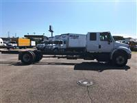 2016 International 4400 EX Cab