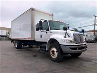2016International4300 Extended Cab