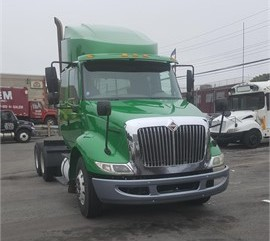2011 International 8600 Extended Cab