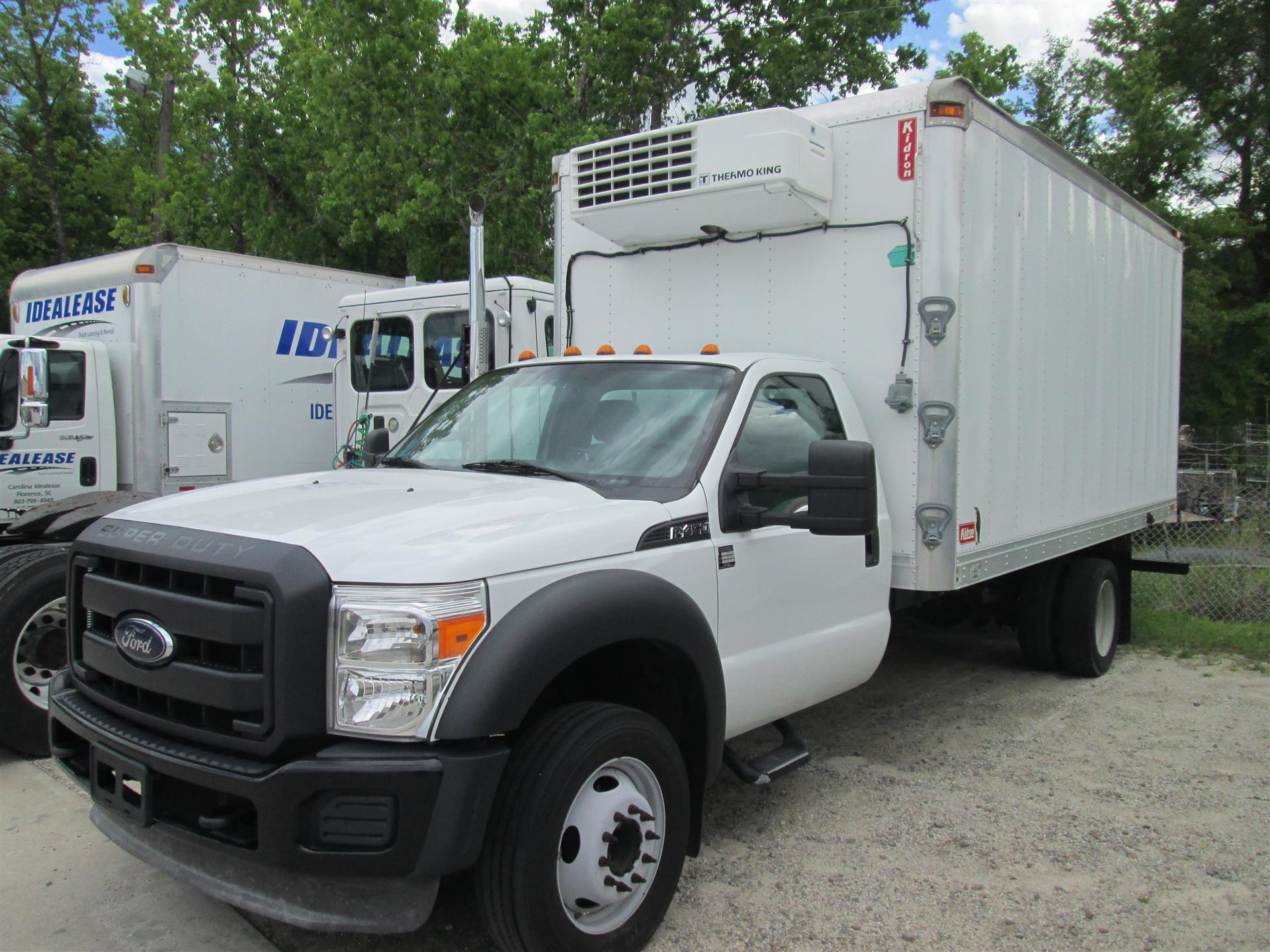 2014 Ford 450