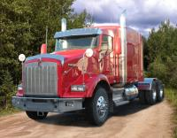 Used 2009 Kenworth T800 for Sale