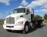 Used 2015 Kenworth T270 for Sale