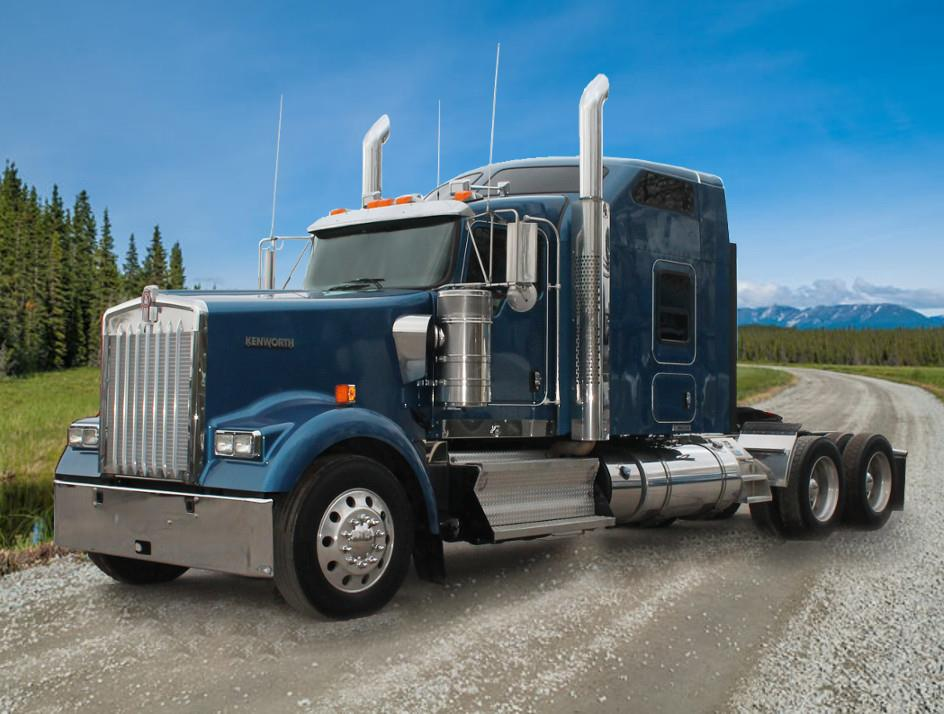 Kenworth w900l Trucks for Sale