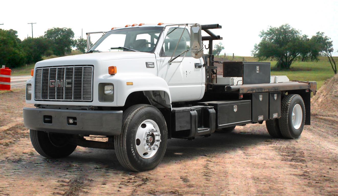 1999GMC7500