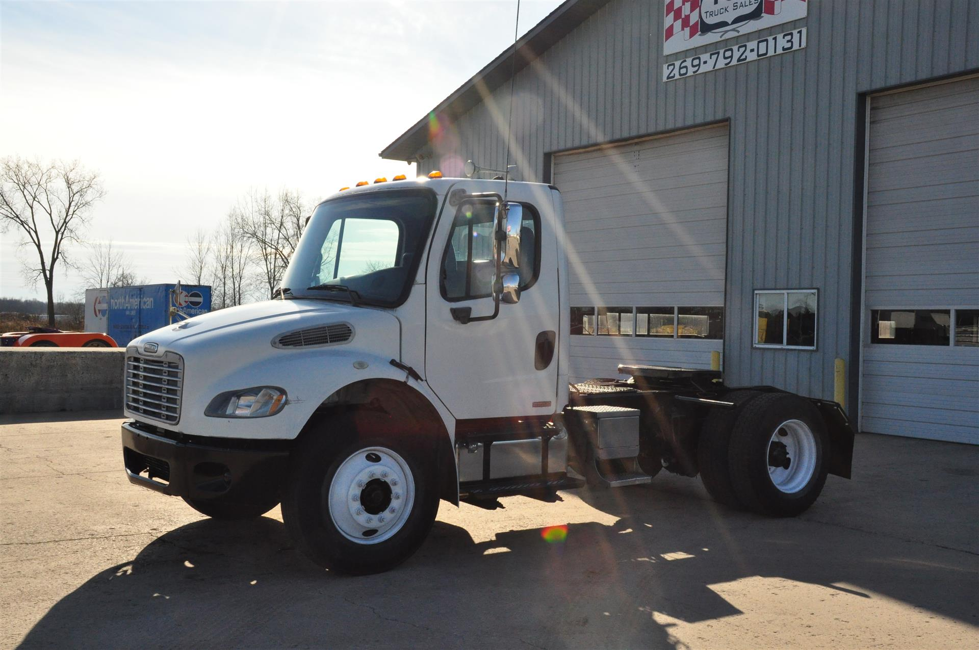 Used 2013Freightliner for Sale