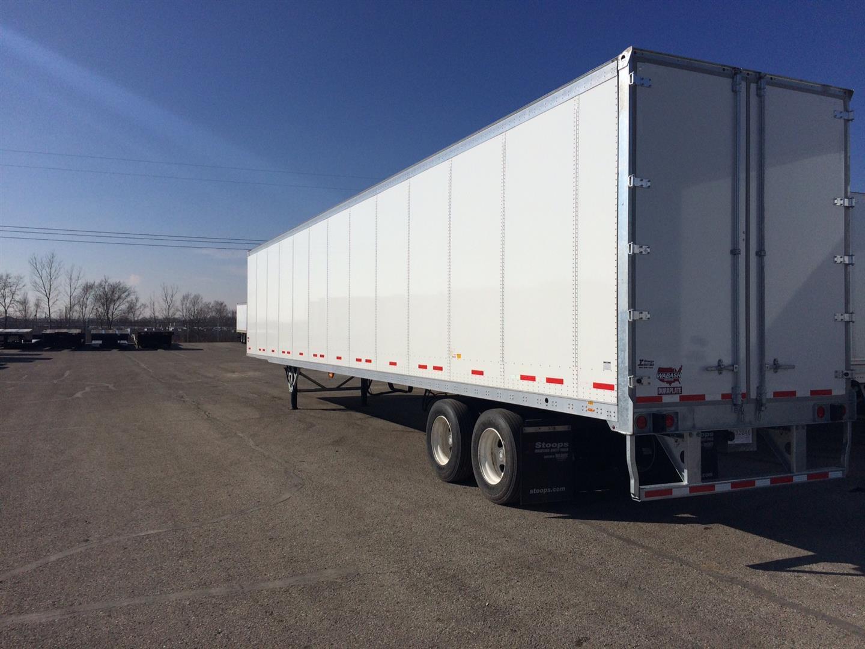 2017 Wabash DuraPlate Dry Van