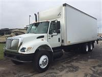 2007 International 7500SBA