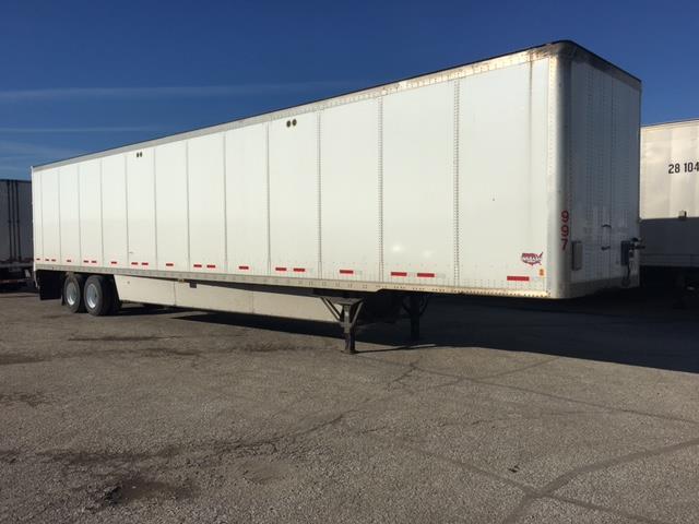 2011 Wabash Duraplate Dry Van