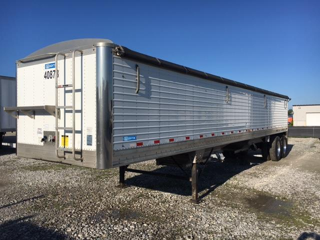 2012 Stoughton Hopper Hopper Trailer | Grain Trailer