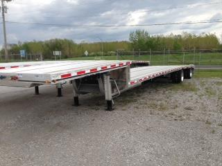 2018 East DROP DECK Flatbed