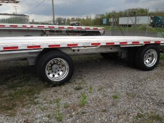 2017 East DROP DECK Flatbed