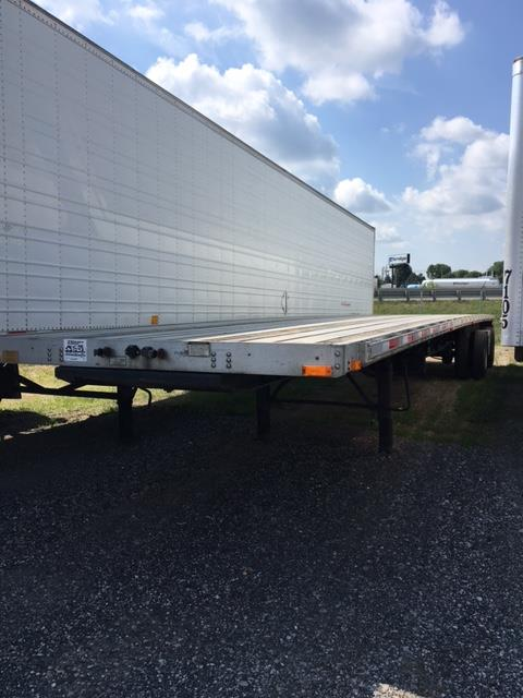 2008 Transcraft Eagle II Flatbed
