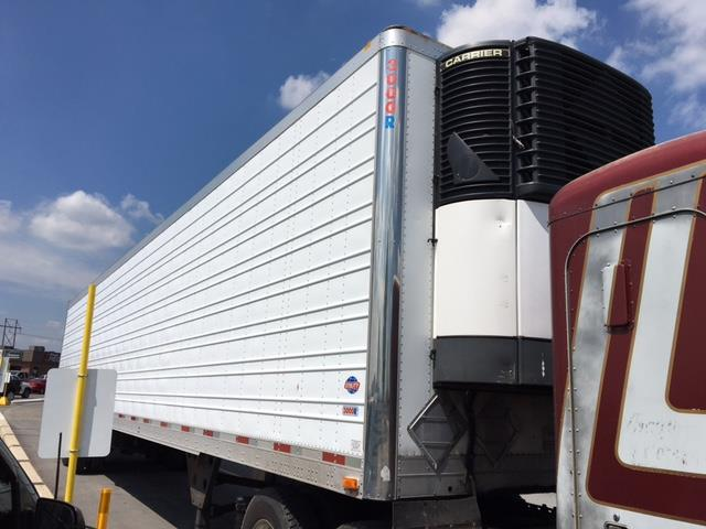 2007 Utility Reefer Refrigerated Trailer