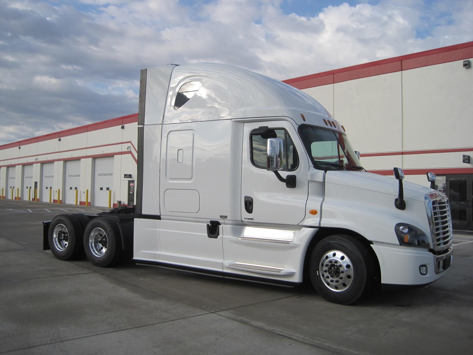 2017 Freightliner EVO