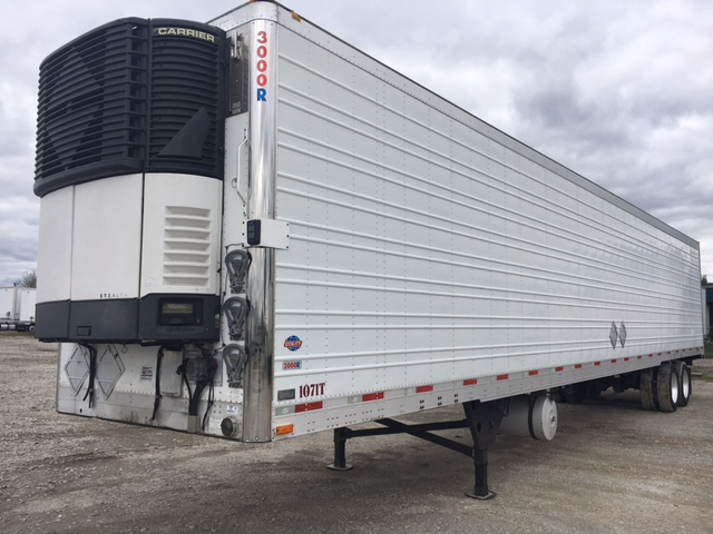 2008 Utility 3000R Refrigerated Trailer