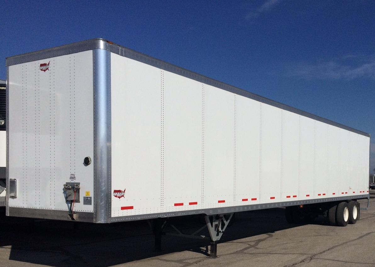 2018 Wabash Duraplate Dry Van