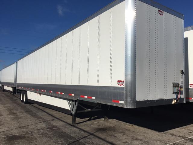 2017 Wabash HD Duraplate Dry Van