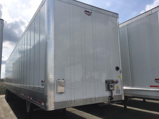 2018 Wabash HD Duraplate Dry Van