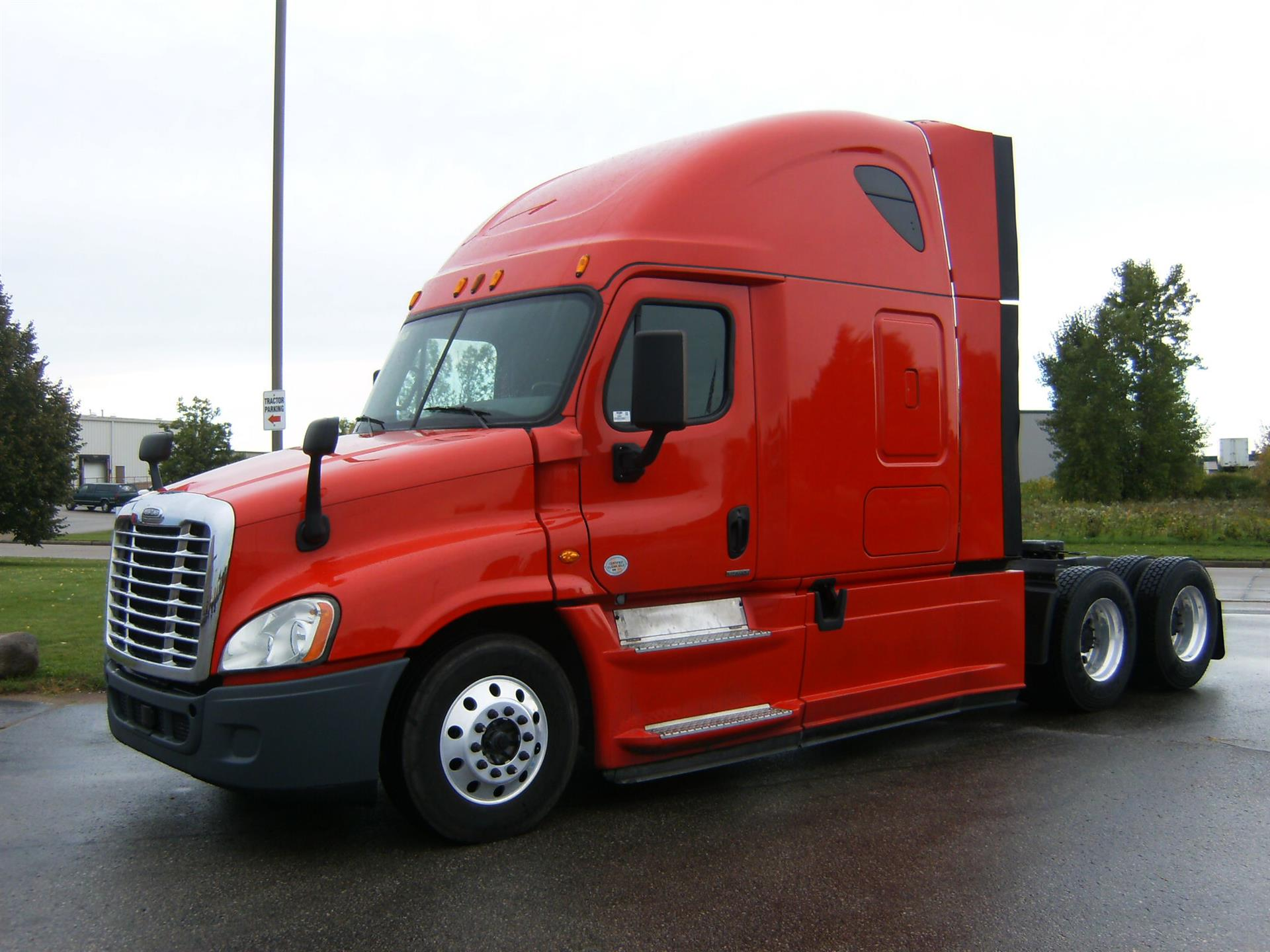 2015 Freightliner EVO