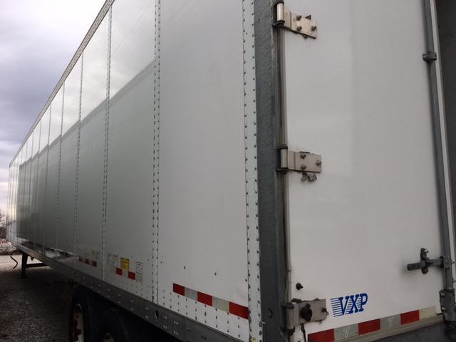 2012 Vanguard VXP Dry Van