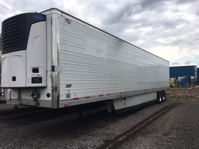 2016 Wabash ARTIC LITE Refrigerated Trailer