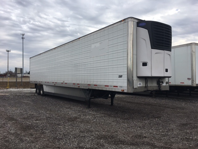 2016 Wabash Arctic Lite Refrigerated Trailer