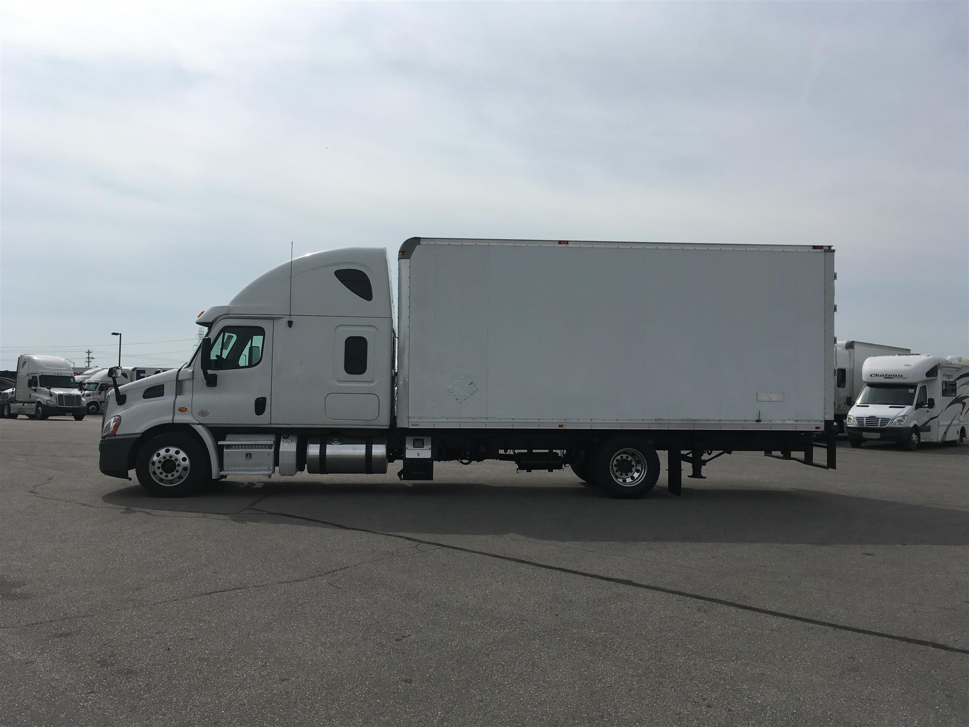 2014 Freightliner CA113