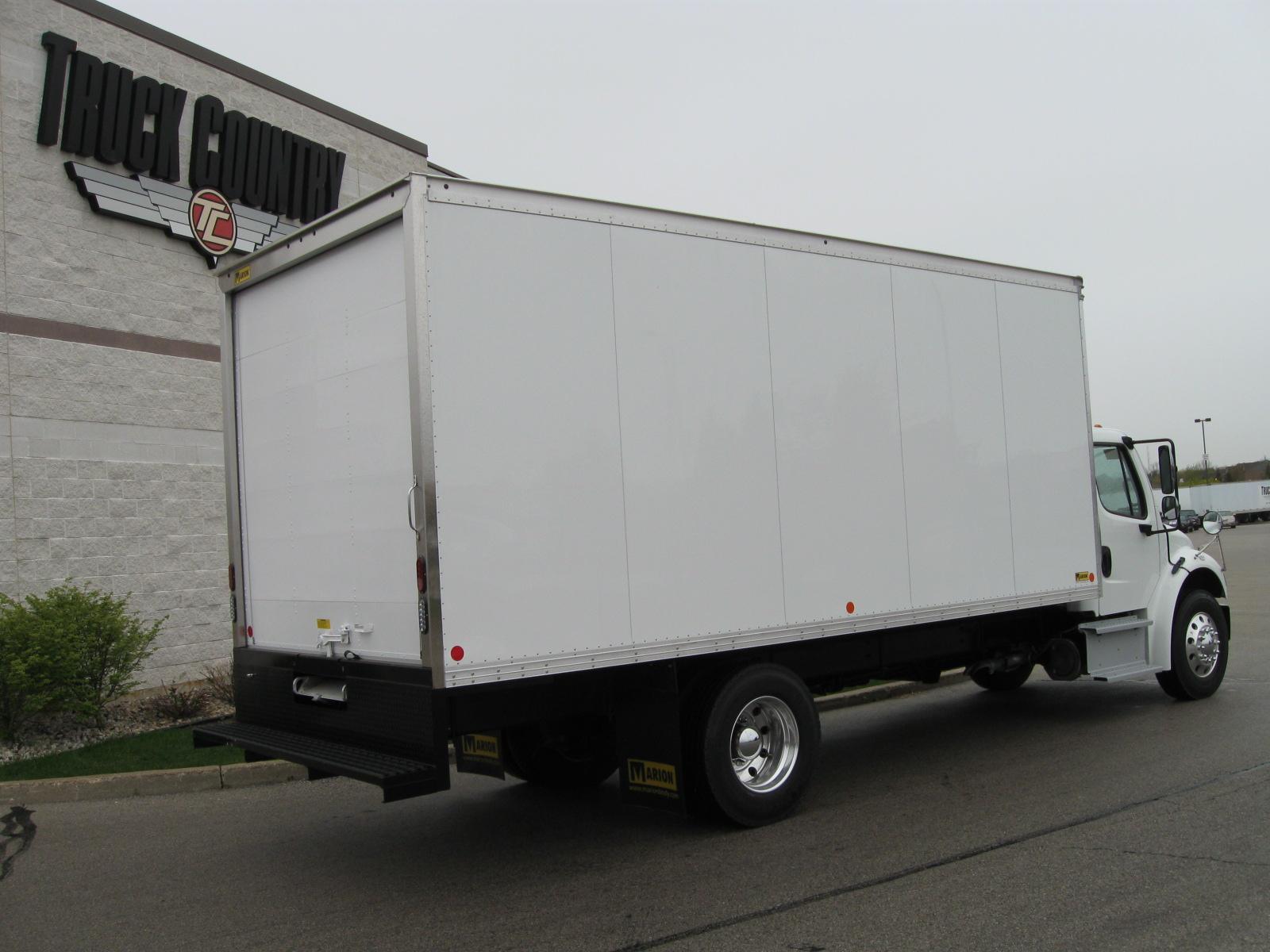 2018 Freightliner M260